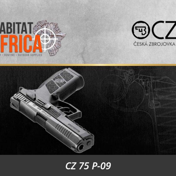 CZ 75 P-09 Pistol