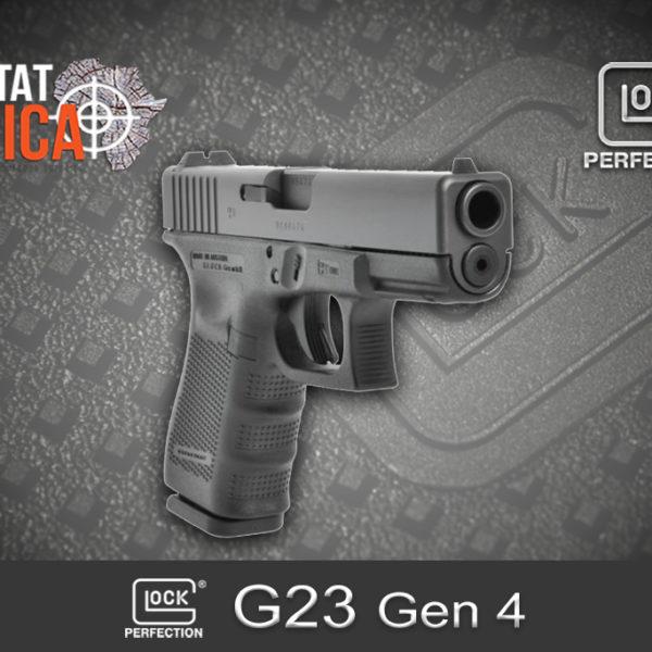Glock 23 Gen 4 40 S&W Habitat Africa 5