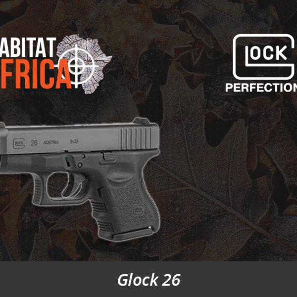 Glock 26 Pistol