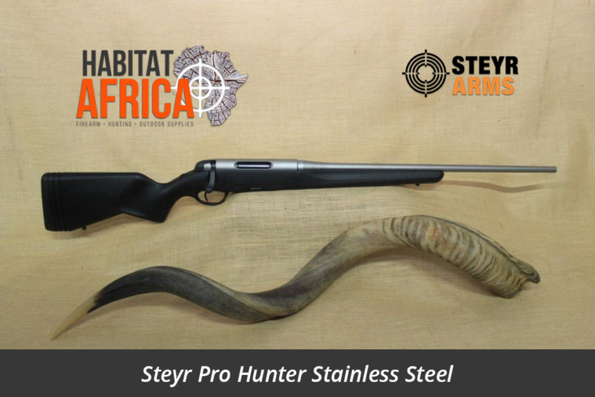 Steyr Pro Hunter Stainless Steel