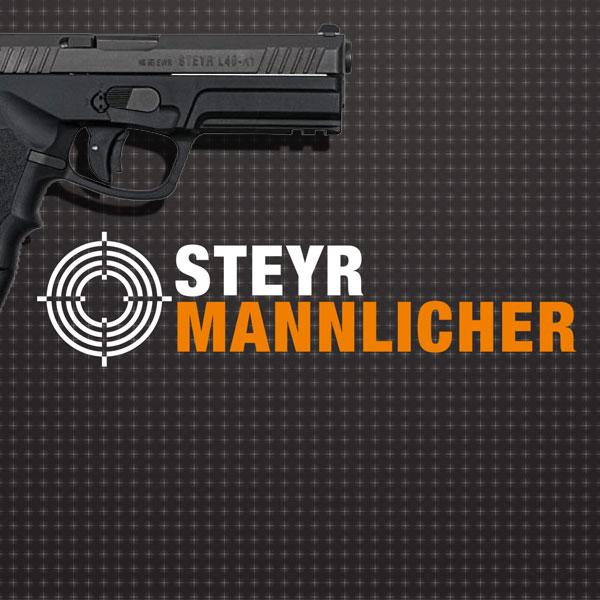 Steyr Pistols and Handguns South Africa