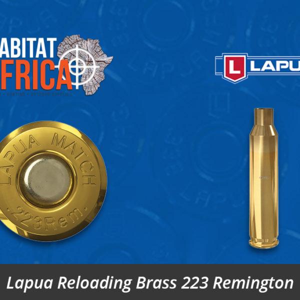 Lapua Reloading Brass 223 Remington