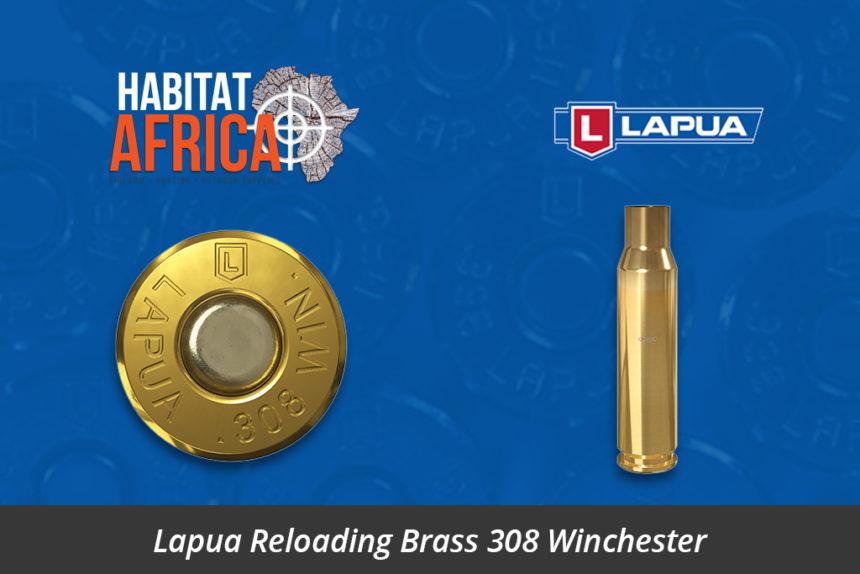 Lapua Reloading Brass 308 Winchester
