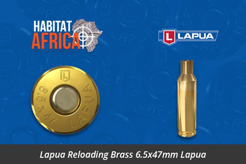 Lapua Reloading Brass 6.5x47mm Lapua