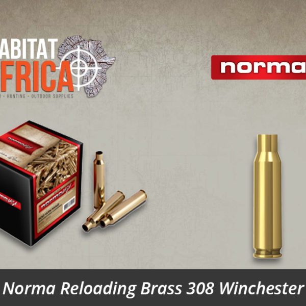 Norma Reloading Brass 308 Winchester