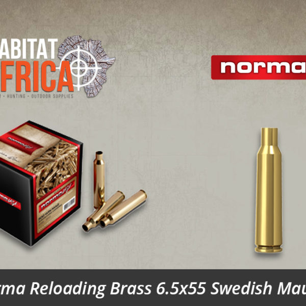 Norma Reloading Brass 6.5x55 Swedish Mauser