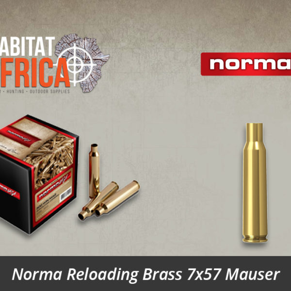 Norma Reloading Brass 7x57 Mauser