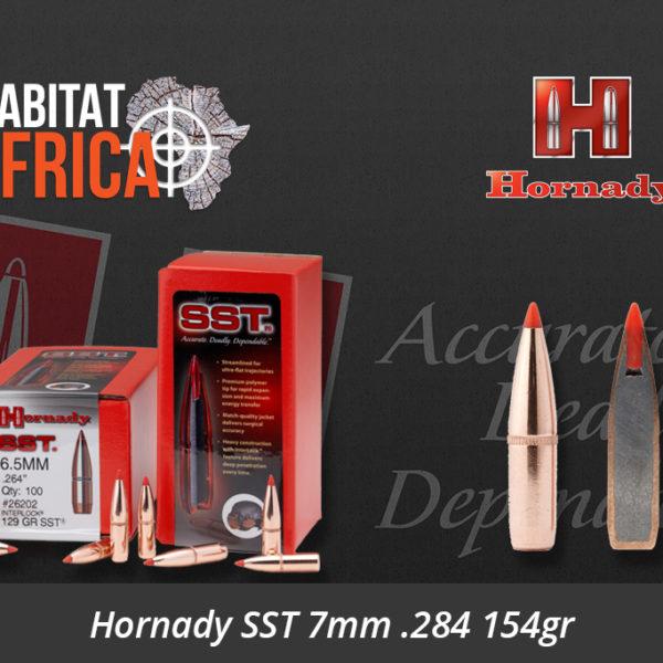 Hornady SST 7mm 284 154gr