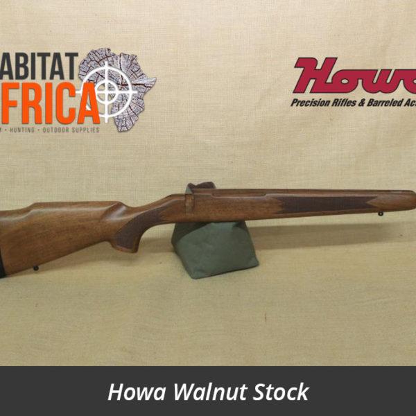 Howa Walnut Rifle Stock