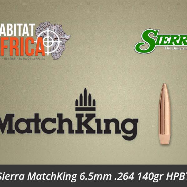 Sierra MatchKing 6.5mm 264 140gr