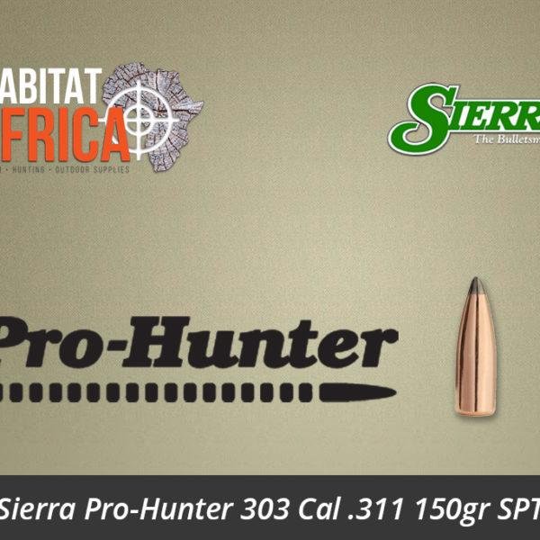 Sierra Pro-Hunter 303 Cal 311 150gr SPT