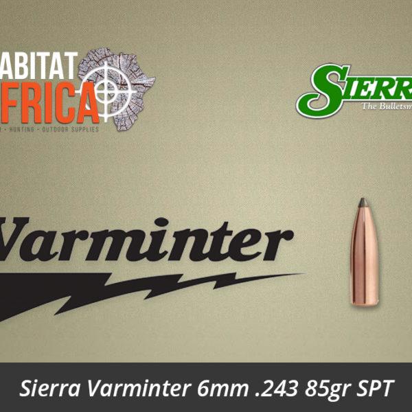 Sierra Varminter 6mm 243 85gr SPT