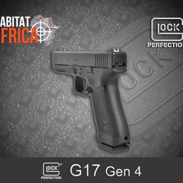Glock 17 Gen 4 9mm Luger Habitat Africa 1