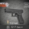 Glock 17 Gen 4 9mm Luger Habitat Africa