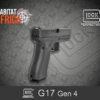 Glock 17 Gen 4 9mm Luger Habitat Africa 2