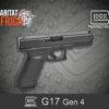 Glock 17 Gen 4 9mm Luger Habitat Africa 3