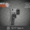 Glock 17 Gen 4 9mm Luger Habitat Africa 5