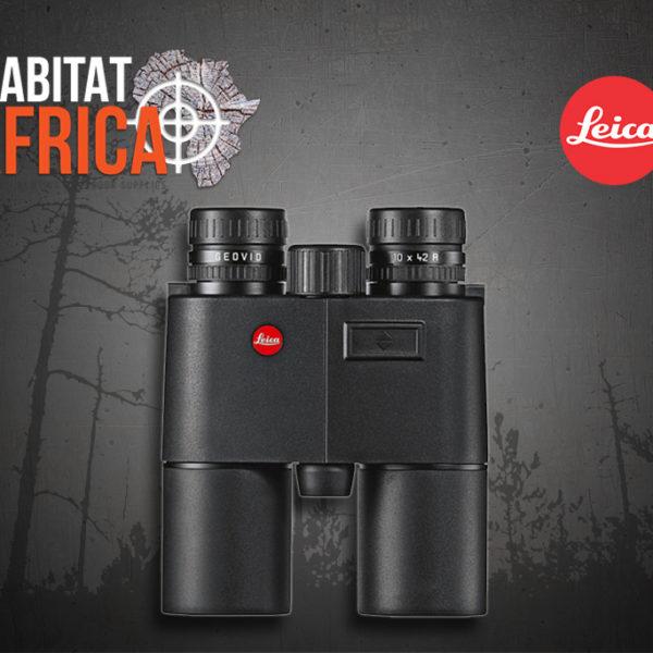 Leica Geovid 10x42 R Binocular Top