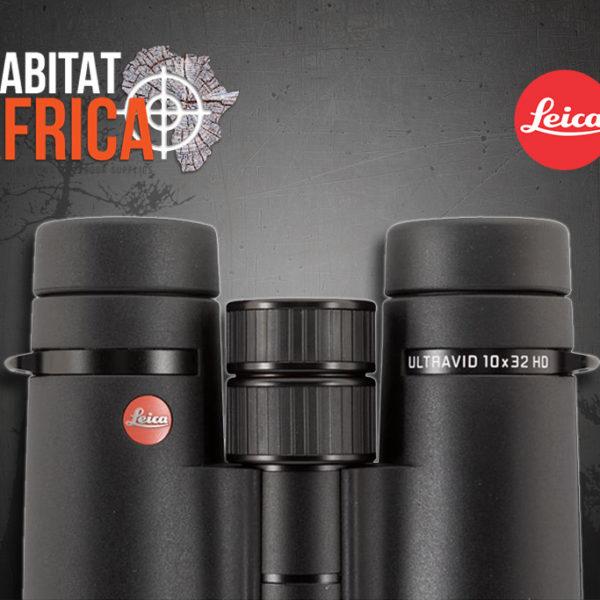 Leica Ultravid 10x32 HD Binoculars Zoom Dial