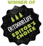 Outdoor Life - Editors Choice Winner