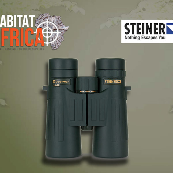 Steiner Observer 10x42 Binocular - Close Focus Wheel