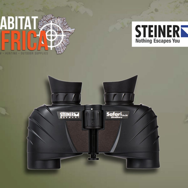 Steiner Safari UltraSharp 10x30 CF Binocular - Focus Wheel