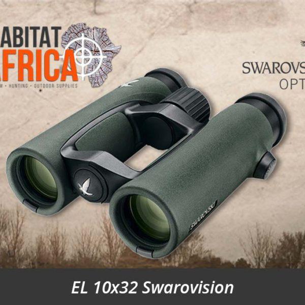 Swarovski EL 10x32 Swarovision Binoculars