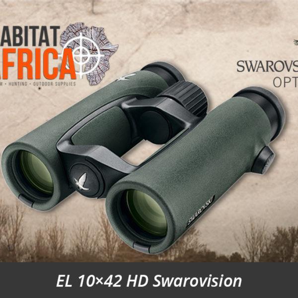 Swarovski EL 10x42 HD Swarovision Binoculars