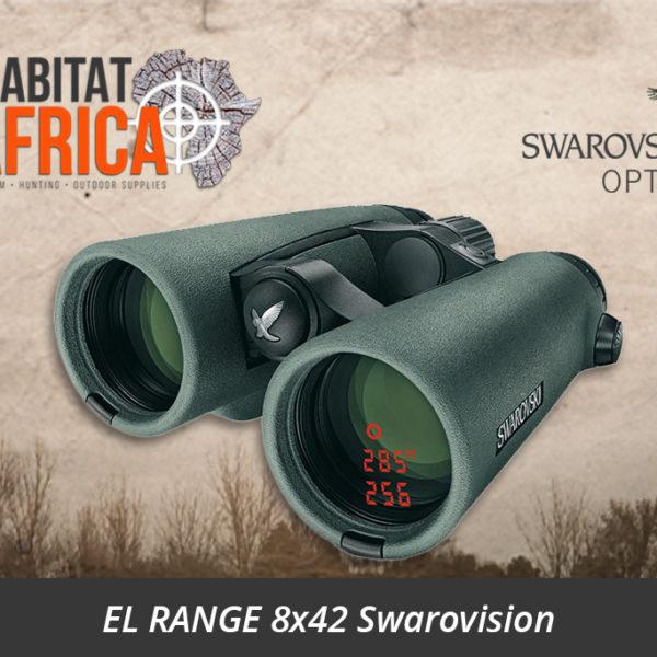 Swarovski EL Range 8x42 Swarovision Binoculars
