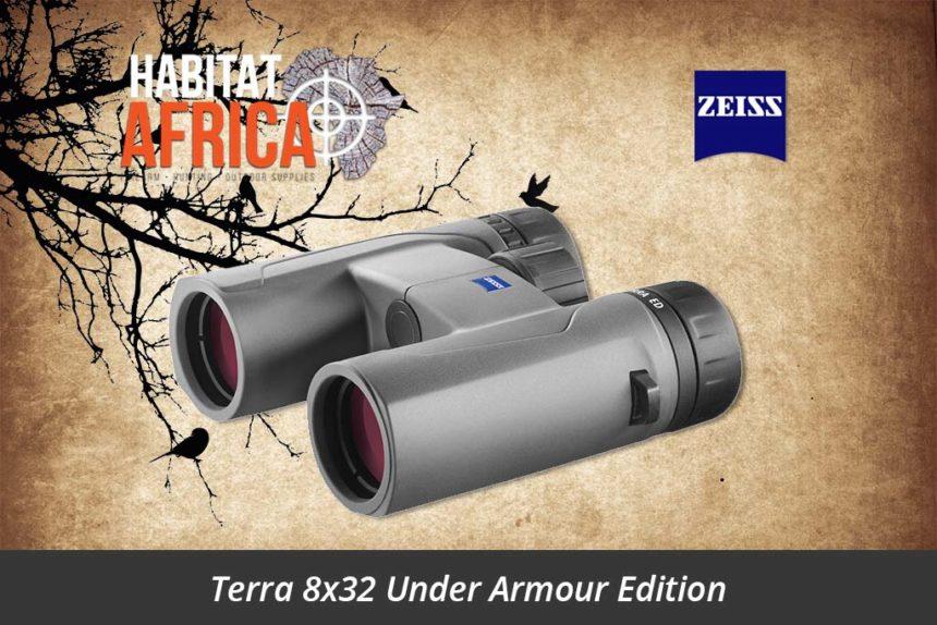 Zeiss Terra ED 8x32 Under Armour Edition Binoculars