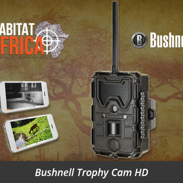 Bushnell Trophy Cam HD-2GWireless