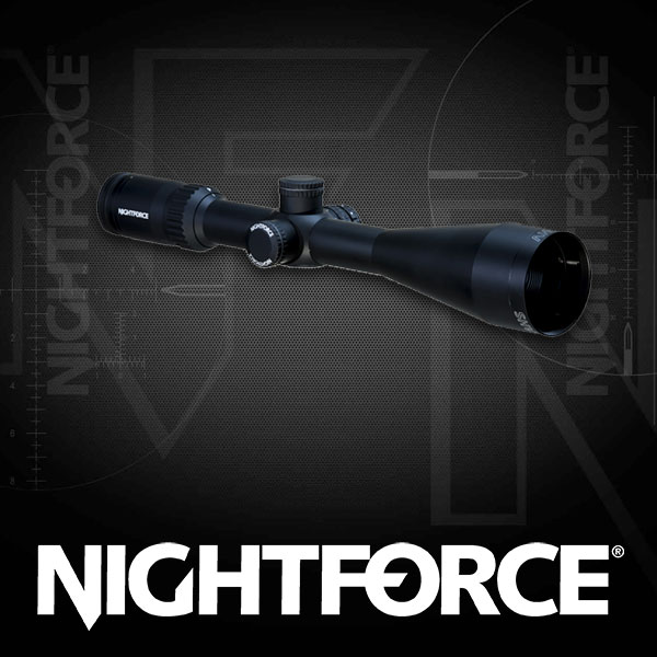 Nightforce Riflescopes, Scope Mounts, Rings and Bases