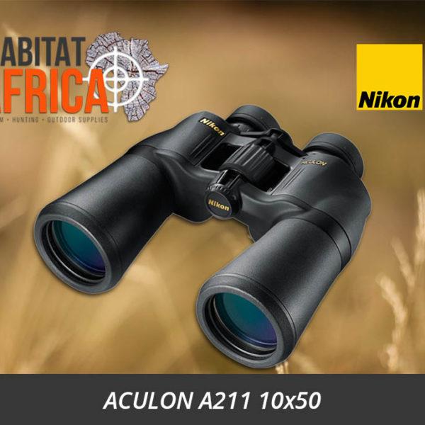 Nikon ACULON A211 10x50 Binoculars
