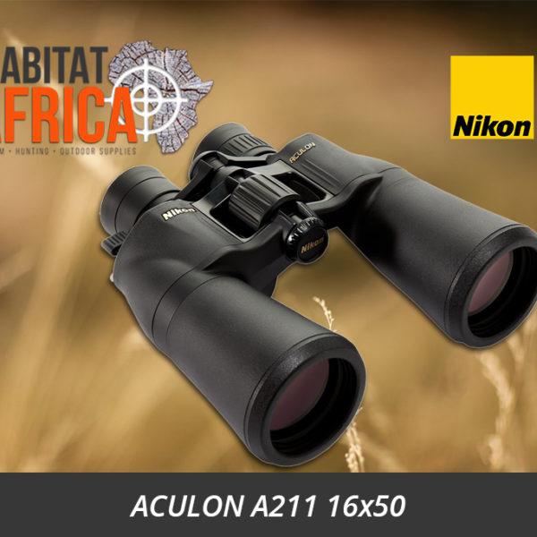Nikon ACULON A211 16x50 Binoculars