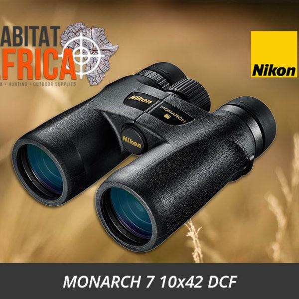 Nikon MONARCH 7 10x42 DCF Binoculars
