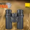 Nikon MONARCH 7 8x30 Binoculars - Focus Wheel