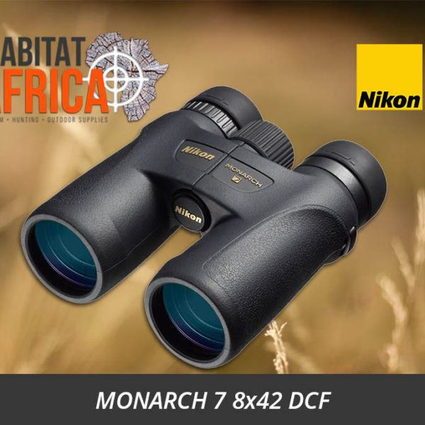 Nikon MONARCH 7 8x42 DCF Binoculars