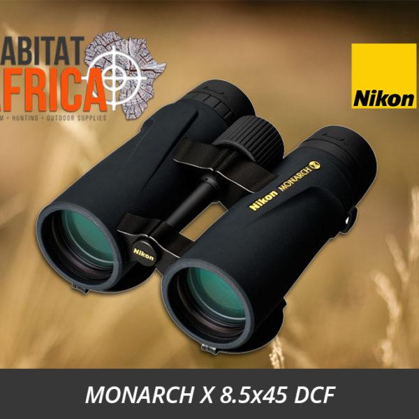 Nikon MONARCH X 8.5x45 DCF Binocular