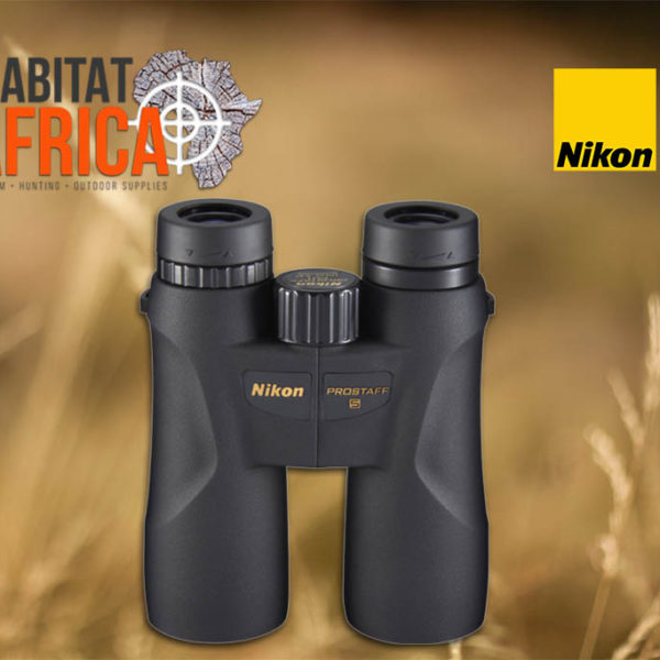 Nikon PROSTAFF 5 10x42 Binoculars - Focus Wheel