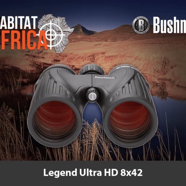 Bushnell Legend Ultra HD 8x42 Binoculars