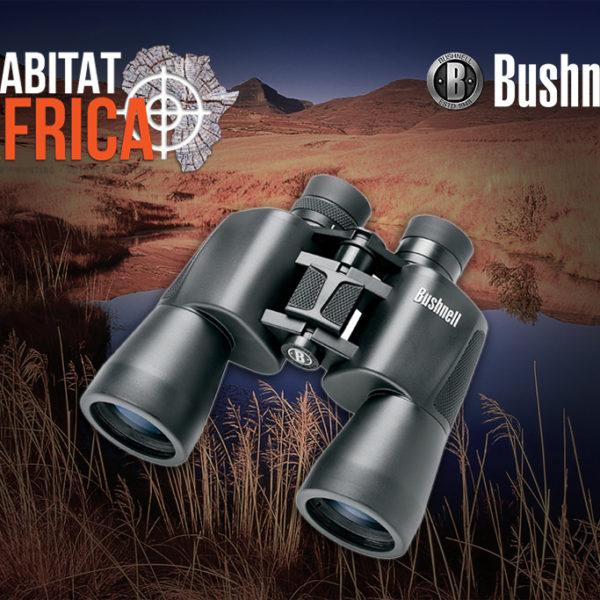 Bushnell Powerview 10x50 Binoculars Focus Wheel