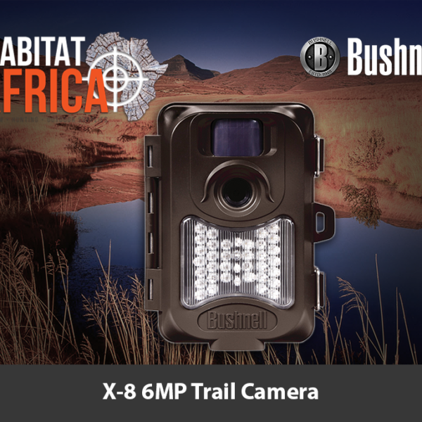 Bushnell X-8 6MP Trail Camera