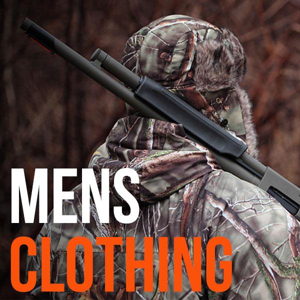 Mens Hunting Clothing