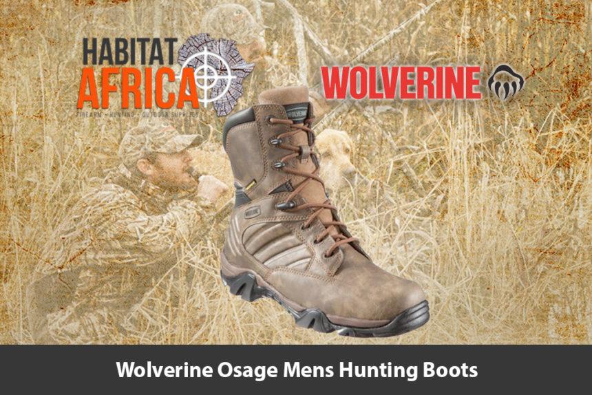 Wolverine Osage 8
