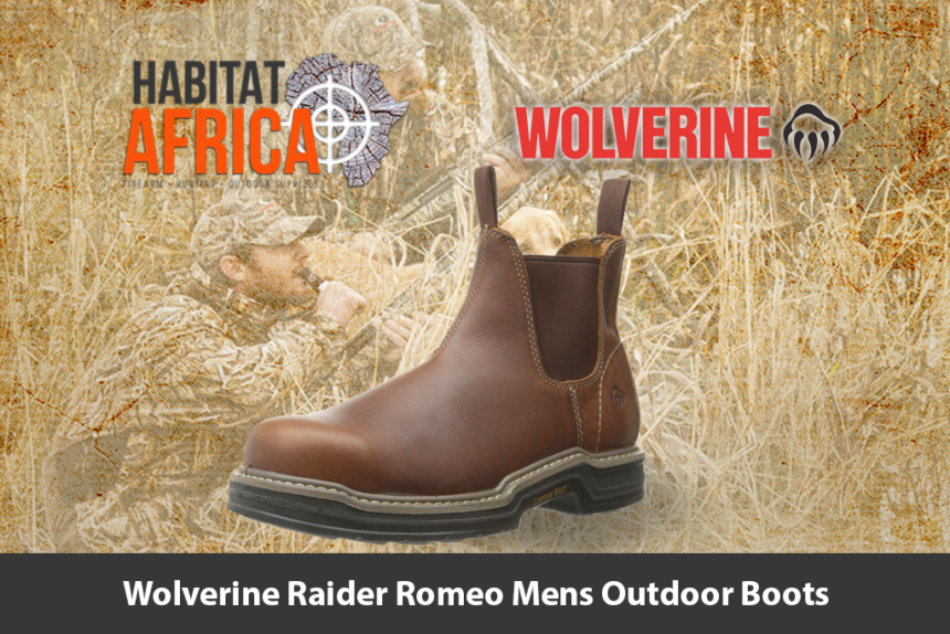 Wolverine Raider Romeo Mens Outdoor Boots - Habitat Africa | South Africa