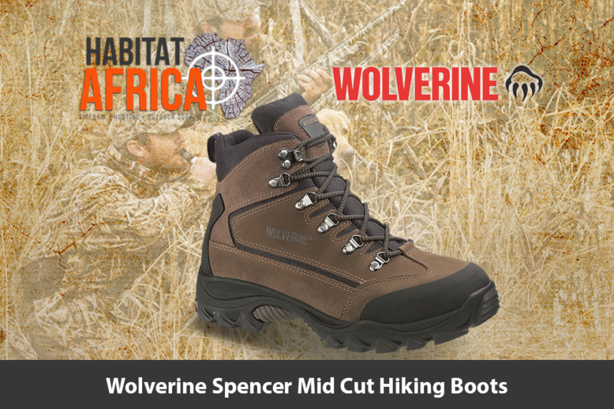Wolverine Spencer Mid Cut Hiking Boots - Habitat Africa | South Africa