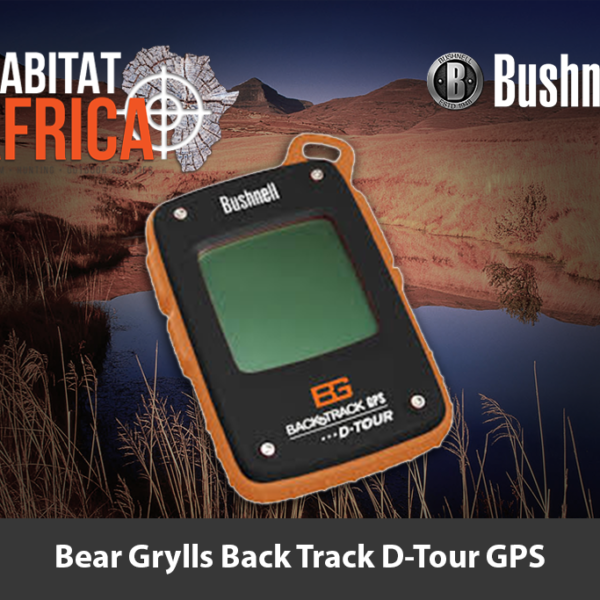 Bushnell Bear Grylls Back Track D-Tour GPS Tracking Device