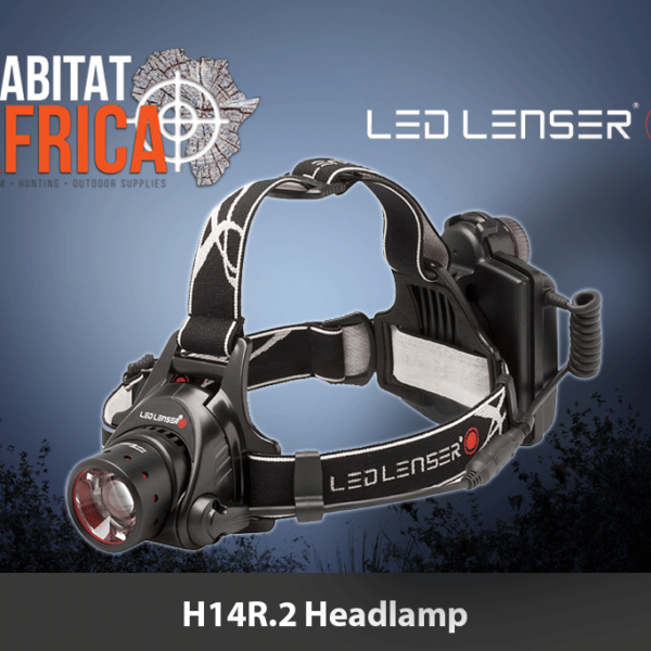LED Lenser H14R.2 Rechargeable Headlamp - Habitat Africa | Camping & Outdoor | South Africa