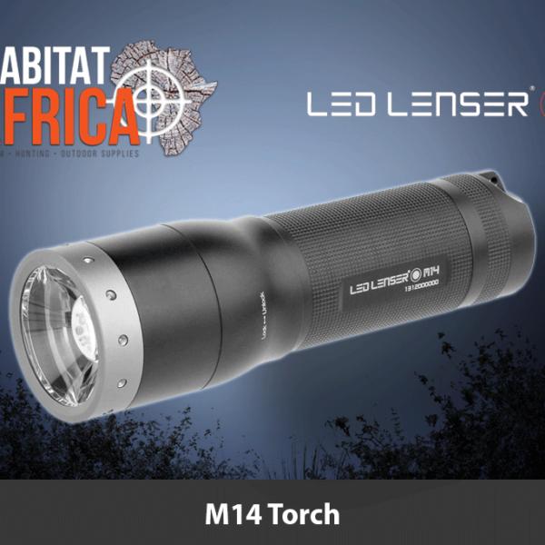 LED Lenser M14 Torch