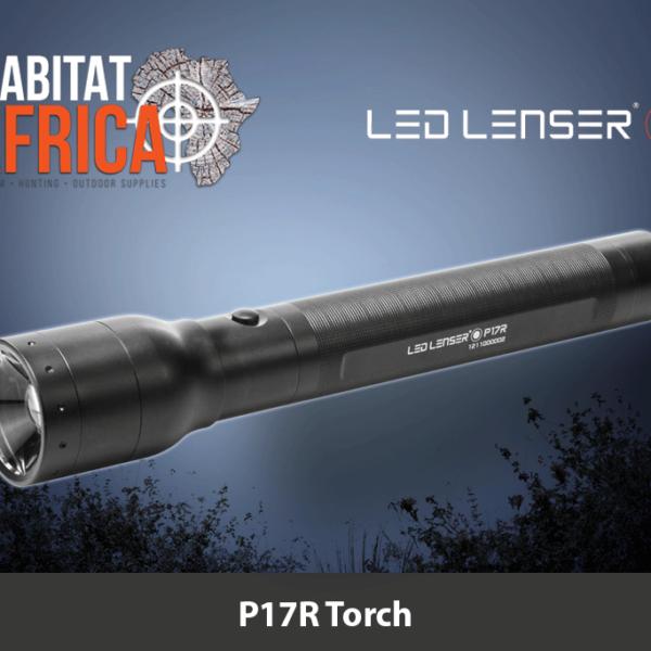 LED Lenser P17R Torch